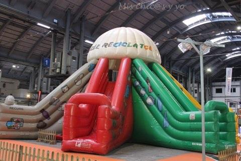 Reciclaje, Festival de la Infancia
