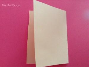 Corazón de papel