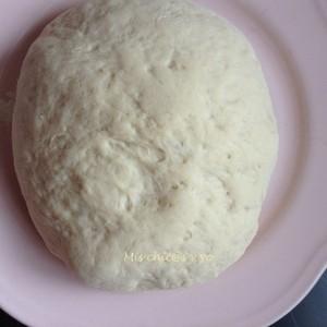 Pan chino paso a paso