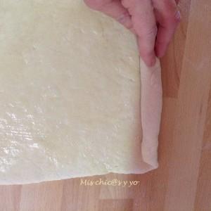 Pan chino, receta sencilla