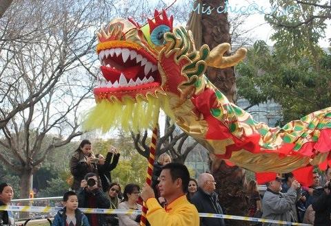 Año Nuevo Chino 2017