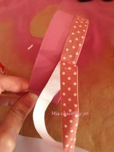 Decoración con Washi tape