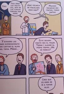 Vincent van gogh comic