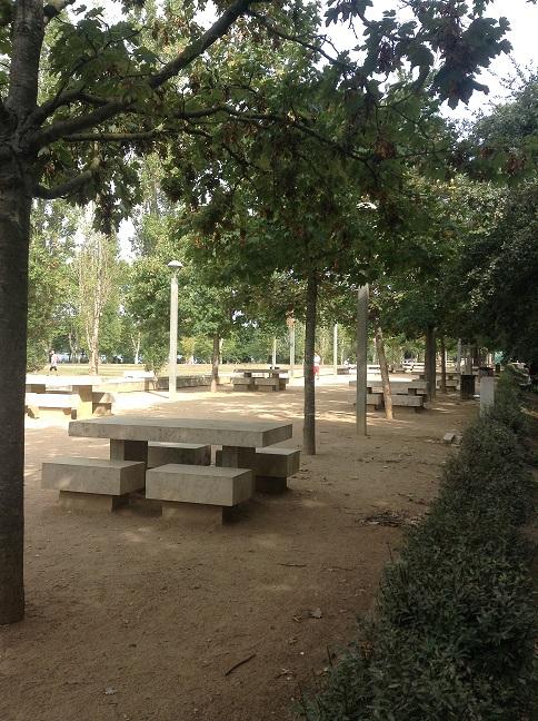 picnic Banyoles