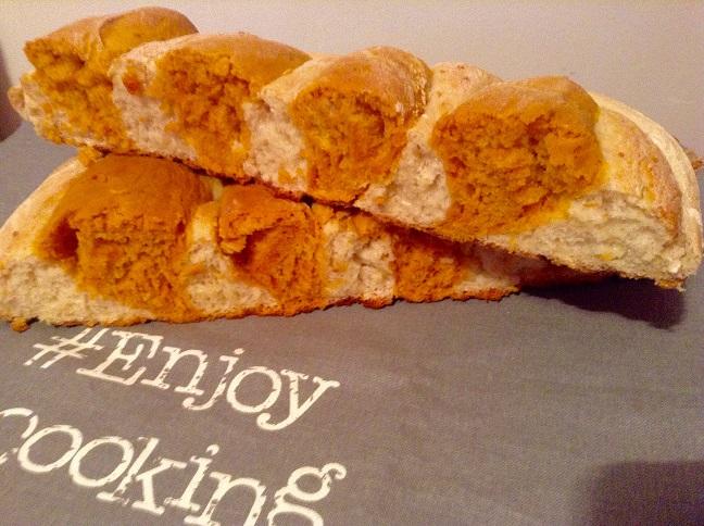 Receta de pan de Sant Jordi