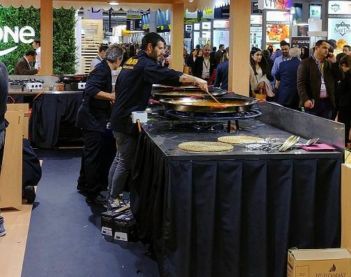 Alimentaria: Paella con Caldo Aneto