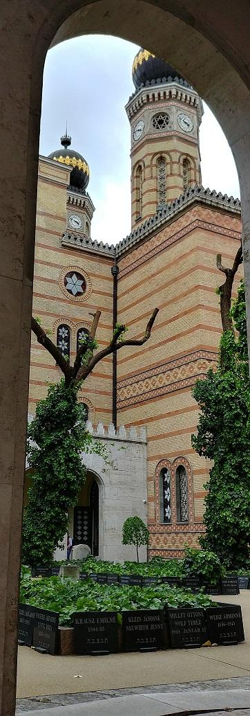 Sinagoga, Budapest