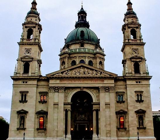 Catedral de San Esteban, Budapest