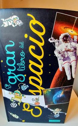 el gran libro del espacio Larousse