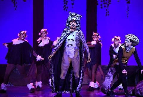 El llibre de la selva, Teatre sant Vicenç
