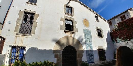 Masía Rocosa, visita a la casa museo Lluís Domènech i Montaner