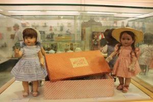 muñecas Mariquita Peréz Museo del juguete de Catalunya