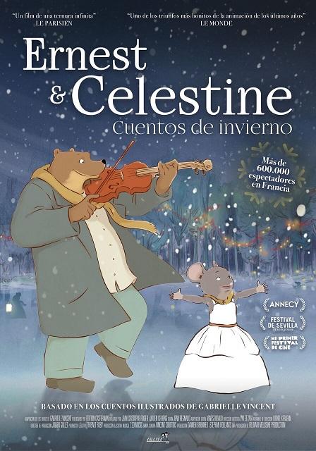 Navidad con los niños, Barcelona, cartel cine