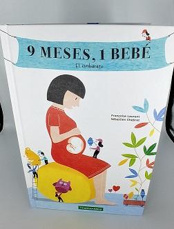 9 meses, 1 bebé. El embarazo. Tramuntana, portada