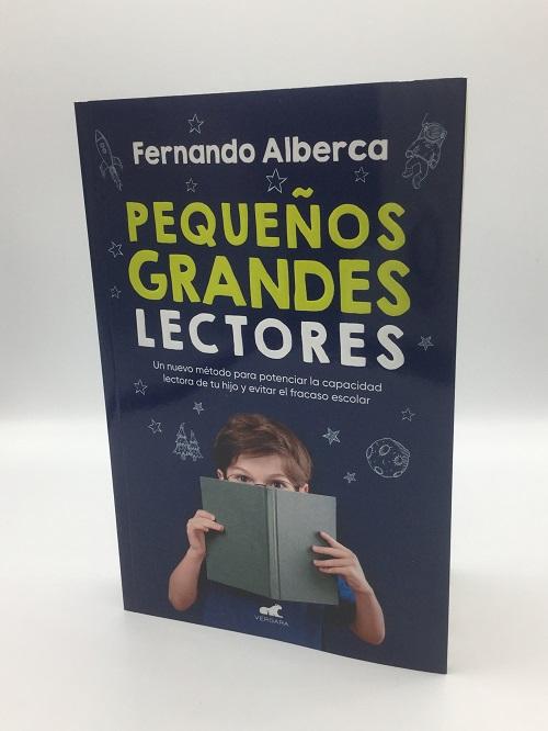 Pequeños grandes lectores, Fernando Alberca