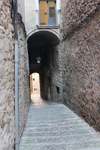 Visitar Girona con niños