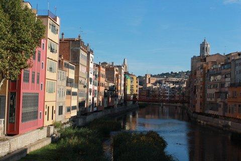 Girona con niños, qué ver