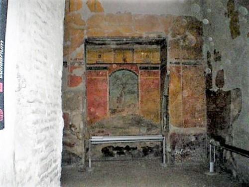 Pinturas de Villa Popea