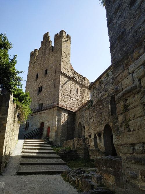 Puerta de Narbona, Carcassone