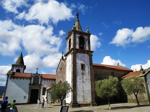 Iglesia en Valença