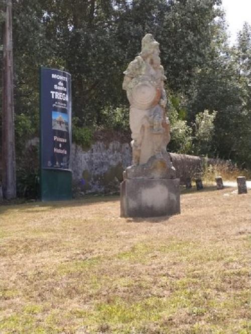 A Guarda Castro de Santa Tecla