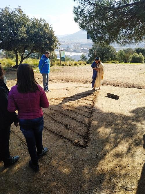 Taller de juegos romanos
