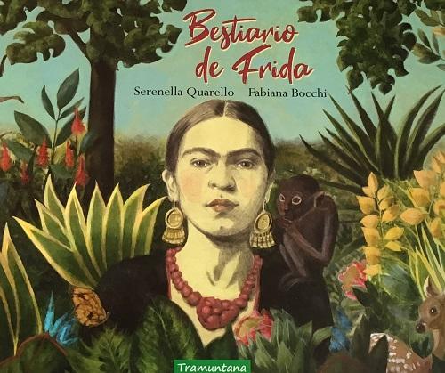 Portada Bestiario de Frida