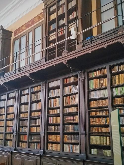 Sala de la Biblioteca, Vilanova