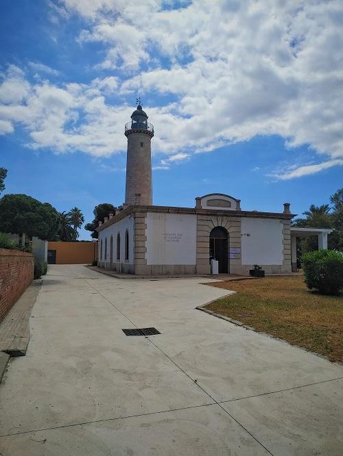 Faro de Sant Cristòfol, Vilanova i la Geltrú
