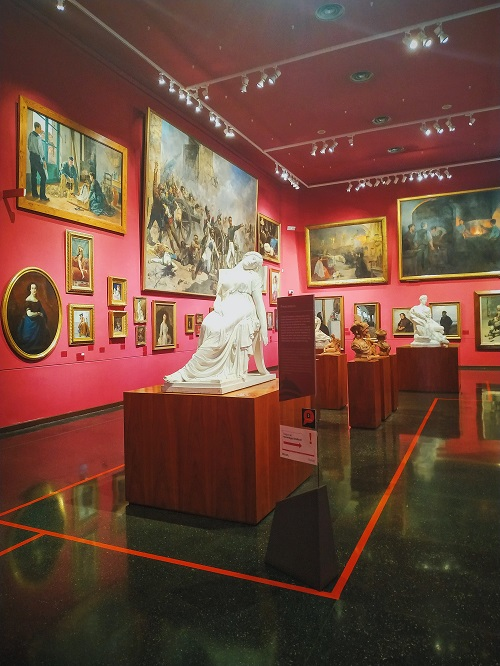 Fondo del Museo, Vilanova i la Geltrú