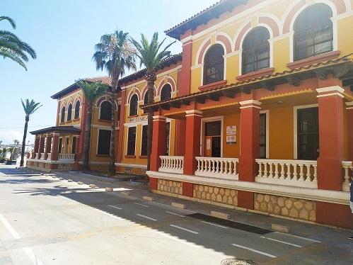 Edificio del paseo marítimo, Vinaròs