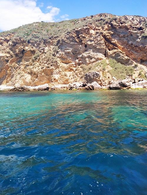 Islas Medas en Barco