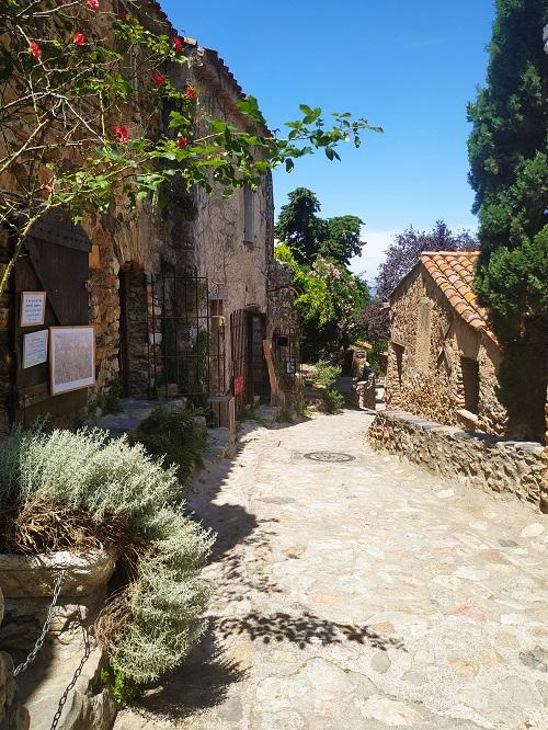 Calles Castellnou d'Aspres