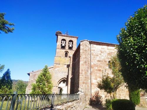 Iglesia, Villasur de Herreros