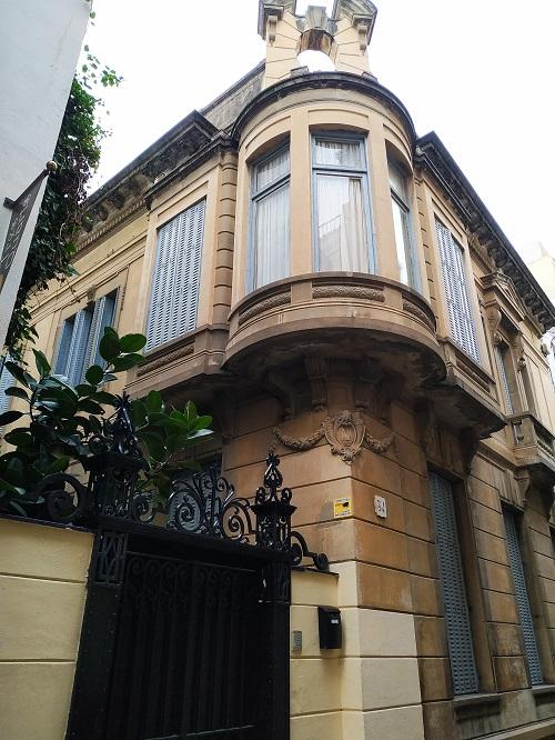 Casa de la ruta de indianos, Sitges