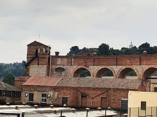 Acueducto, colonia Sedó