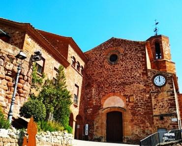 Iglesia de Corbera de Llobregat