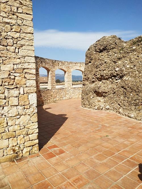 Paseo de las Fortificaciones