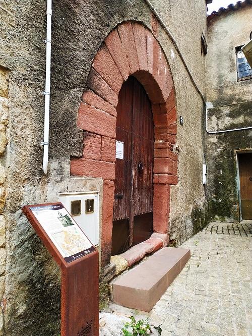 Portal, Casa rectoral