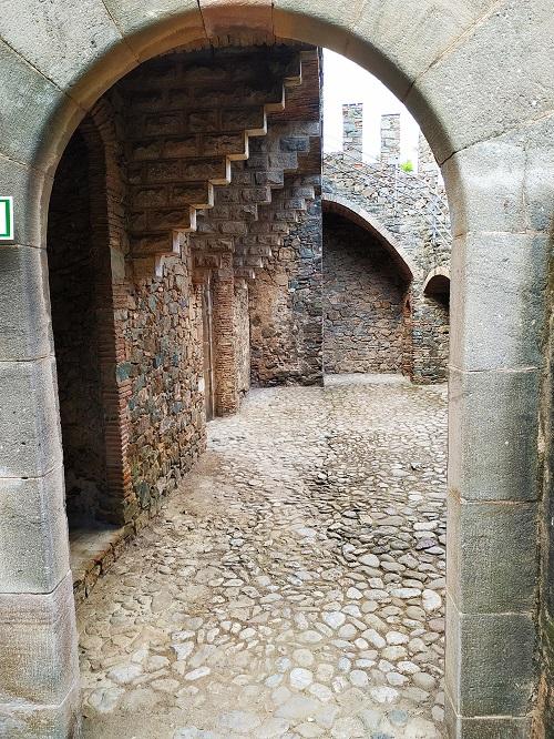 Recreación medieval, Gaudí, Bellesguard