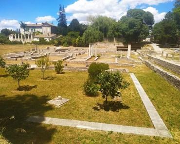 Yacimiento arqueológico Villasse
