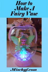 Fairy-Vase-toy step by step tutorial