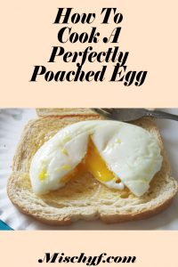 Poaching eggs - how to poach eggs