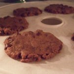 Chocolate Chip Cookies allow to cool