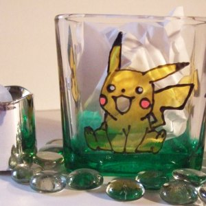 Pikachu Pichu Candle Holder