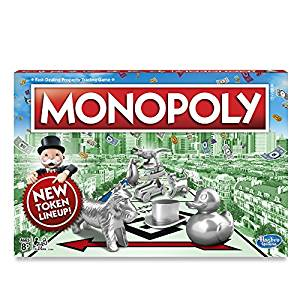monoploy board game