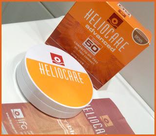 Maquillaje & protección by Heliocare