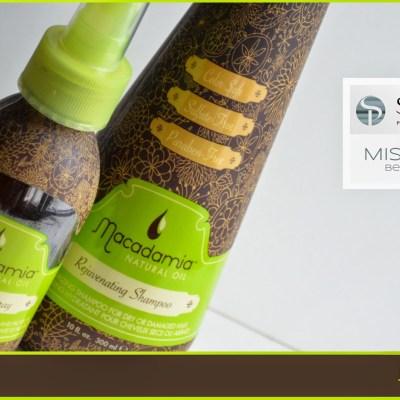 Spazio Profesional · Macadamia Natural Oil