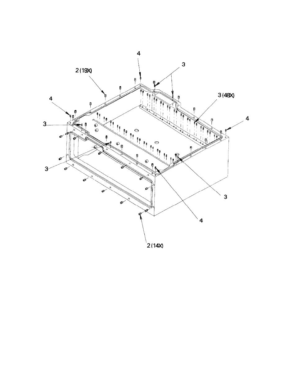 Figure 6. Matrix Chassis Assembly (2 of 2)
