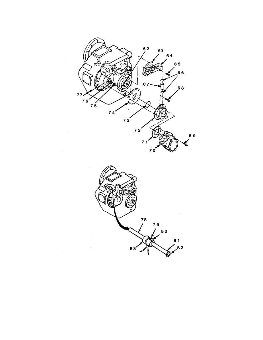 Figure 2. Marine Transmission (Sheet 6 of 10)